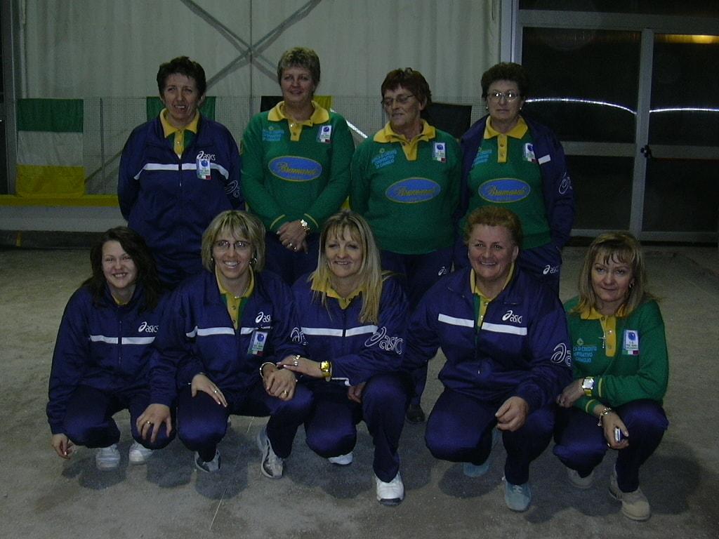 Campionato Italiano Società Femminile 2005