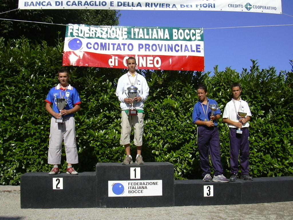 Campionato Italiano Under 12-15 anno 2005 (2)