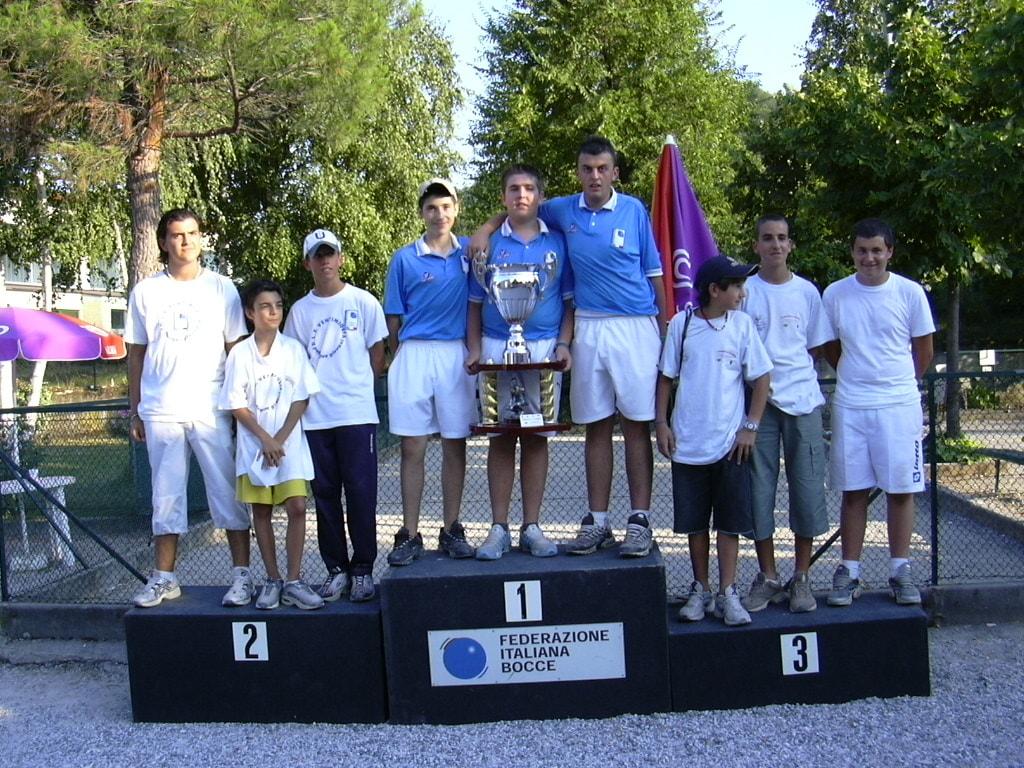 GRAN PRIX 2005 GIOVANI