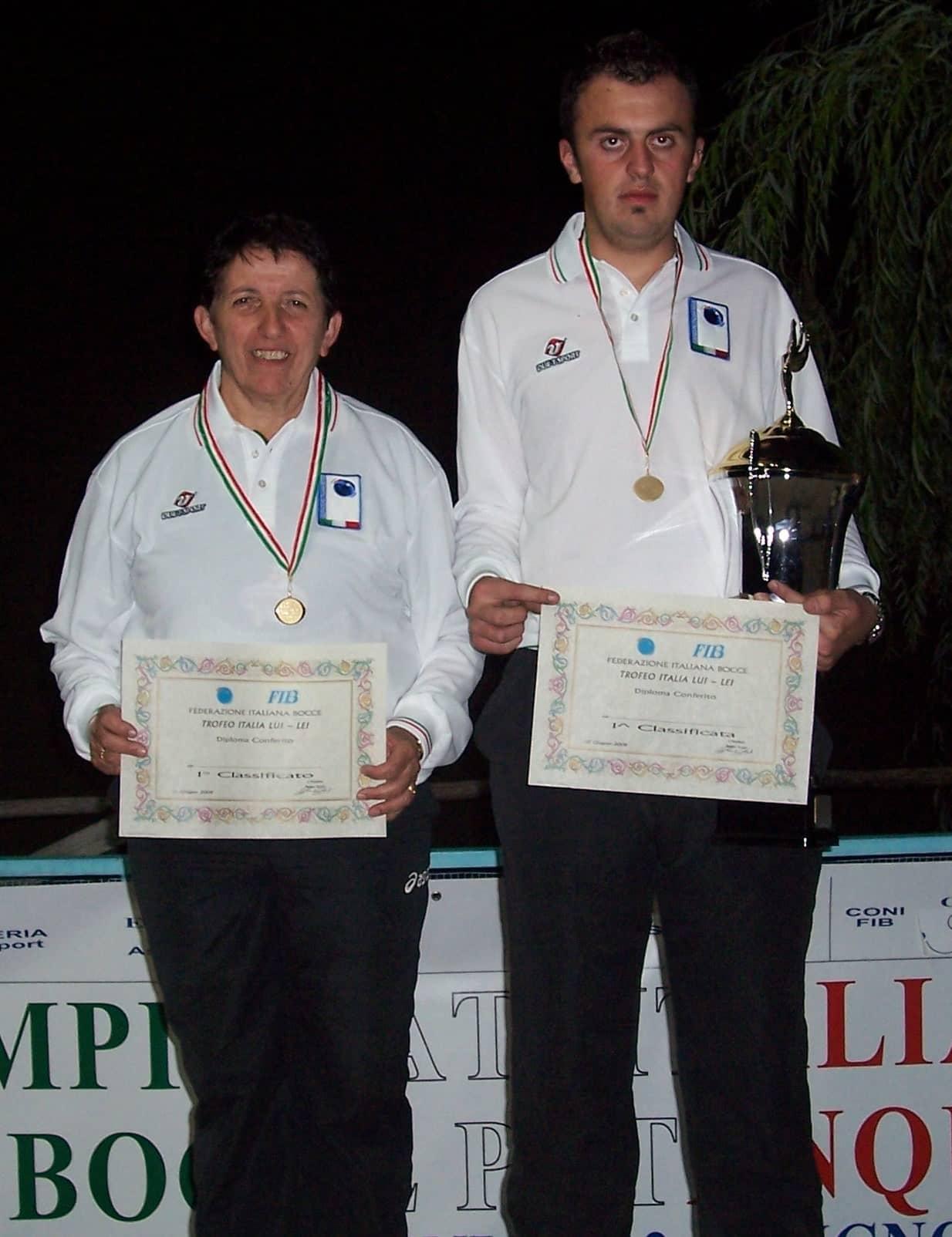 Trofeo Italia giraudo-bottero 2003